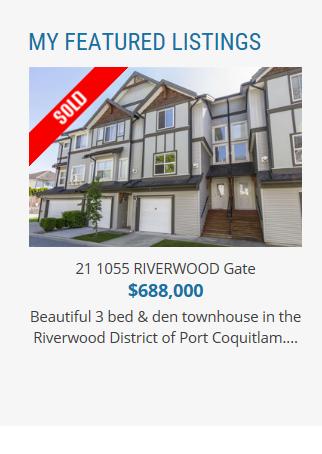 1055 riverwood gate, Port Coquitlam, BC, V3B8C3 Primary Photo