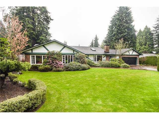 630 STEVENS Drive, West Vancouver, BC, V7S 1C9 Primary Photo
