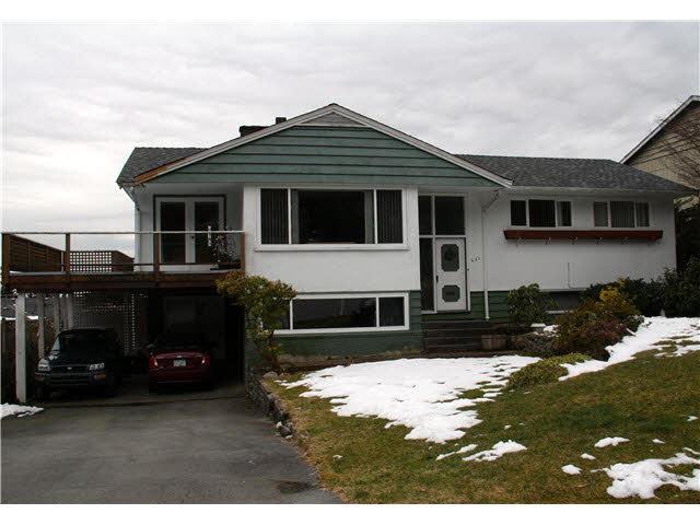 431 VIENNA Crescent, North Vancouver, BC, V7N 3B3 Primary Photo
